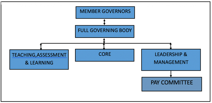 Ryders Hayes Governance Structure